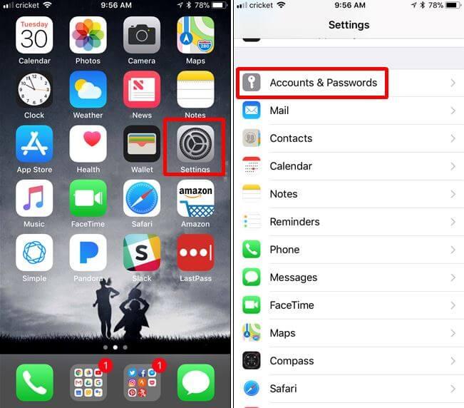 Sincronizar Contactos Android y Icloud 2