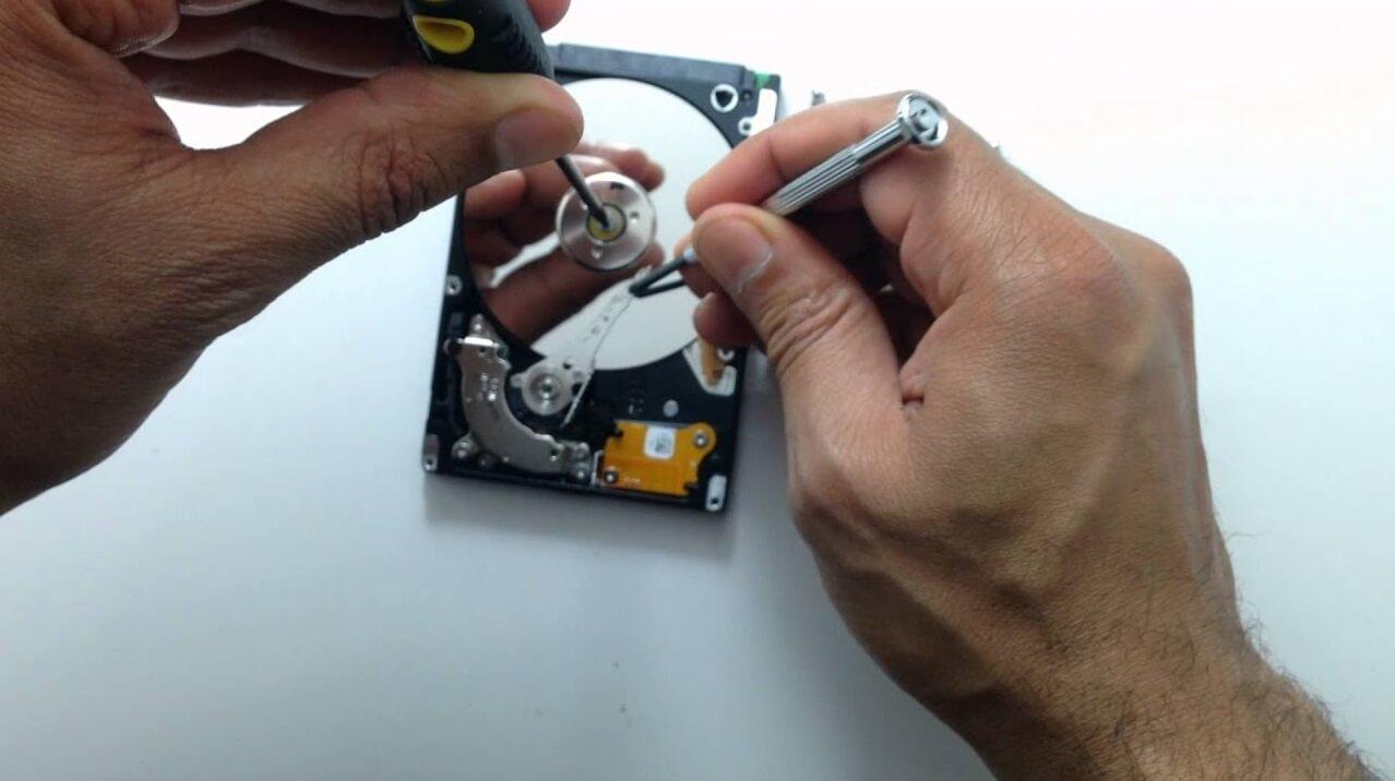 Recuperar datos disco duro externo dañado por golpe