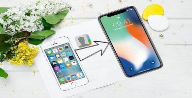 Como-Pasar-Contactos-de-Iphone-a-Iphone-RecuperarContactos