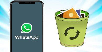 recuperar imagenes borradas de whatsapp