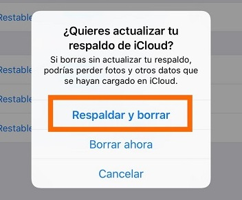 como resetear tu iphone