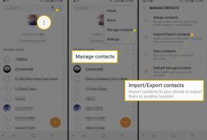 importar exportar contactos 2