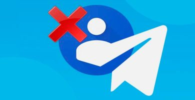 eliminar contactos telegram