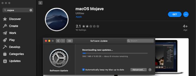 instalador de MacOS