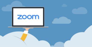 crear una reunion de zoom